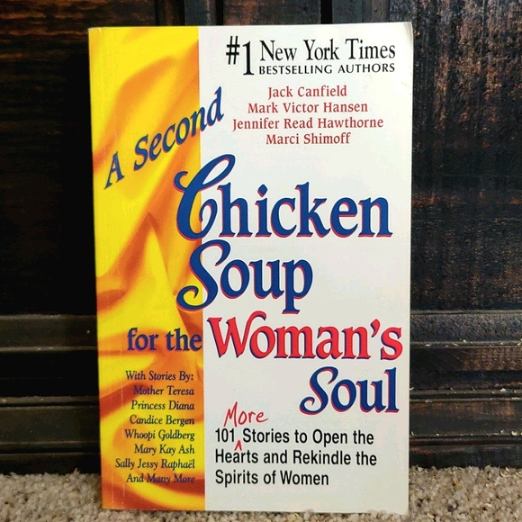 A Second...Chicken Soup for the Woman's Soul